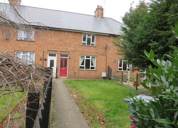 Thumbnail 3 bed terraced house for sale in Broadgate Lane, Deeping St. James, Peterborough