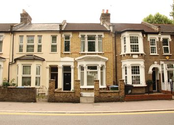 Thumbnail 3 bedroom terraced house for sale in Cann Hall Road, Leytonstone