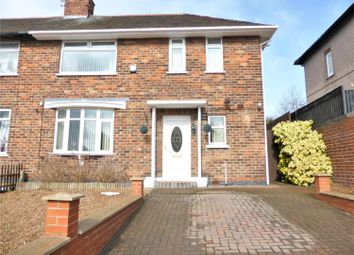 Thumbnail 2 bed semi-detached house for sale in Rokeby Road, Sheffield