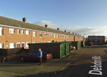 Thumbnail 2 bedroom property for sale in Debdon Road, Ashington