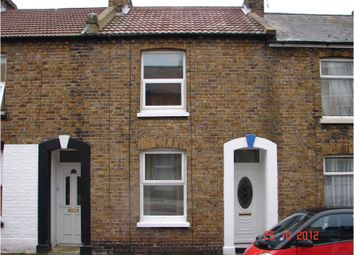 Thumbnail 2 bed terraced house to rent in Grotto Road, Margate