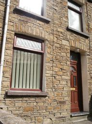 Thumbnail 3 bed terraced house to rent in Oxford Street, Bridgend
