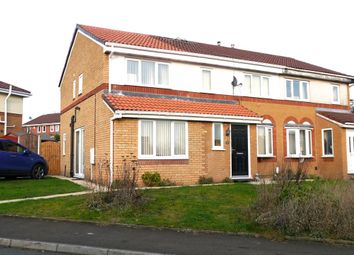 Thumbnail 6 bedroom semi-detached house for sale in Grand Union Way, Eccles, Manchester