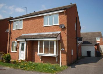 Thumbnail 2 bed semi-detached house to rent in Old Mill Row, Rymer Way, Thirsk