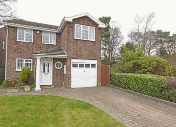 Thumbnail 4 bed detached house for sale in Sarum Road, Tadley
