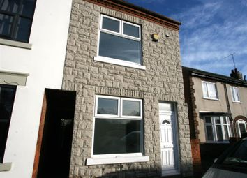 Thumbnail 3 bed end terrace house for sale in King Edward Road, Loughborough