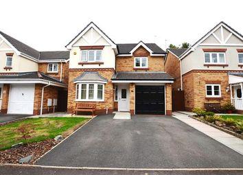 Thumbnail 4 bedroom detached house for sale in Pennyfields Avenue, Westport Lake, Burslem, Stoke On Trent