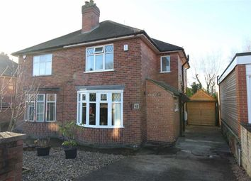 Thumbnail 3 bed semi-detached house for sale in West Bank Road, Allestree, Derby