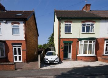 Thumbnail 3 bed semi-detached house for sale in Victoria Road, Wednesfield, Wolverhampton, West Midlands