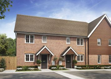 """Thumbnail 3 bed semi-detached house for sale in """"Barwick"""" at Taylor Close, Harrietsham, Maidstone"""