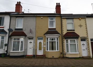 Thumbnail 2 bed terraced house to rent in Chatham Road, Northfield, Birmingham