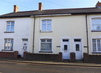 Thumbnail 2 bed terraced house for sale in Bow Street, Ceredigion