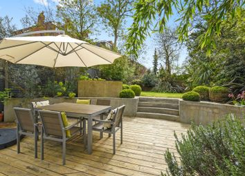 Thumbnail 2 bed flat for sale in Minster Road, West Hampstead, London