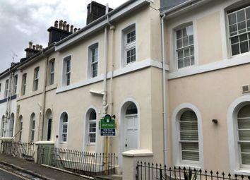 Thumbnail 5 bedroom maisonette for sale in Coburg Place, Torquay, Devon