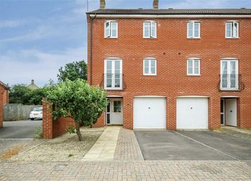 Thumbnail 4 bed end terrace house for sale in Vega Close, Oakhurst, Wiltshire