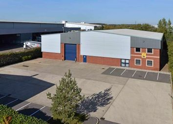 Thumbnail Industrial to let in Wakefield Europort, Normanton