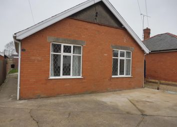 Thumbnail 3 bed detached bungalow to rent in Church Road, Boston