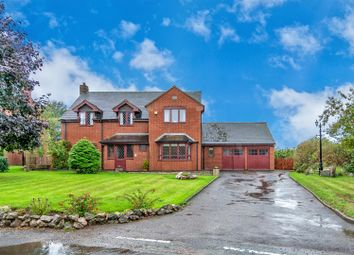 Thumbnail 4 bed detached house for sale in Bickford Road, Lapley, Stafford