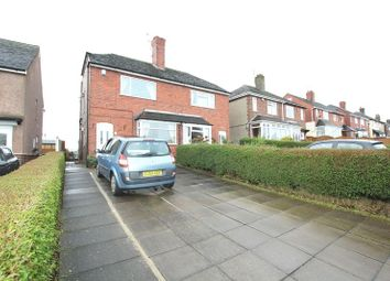 Thumbnail 2 bed semi-detached house for sale in Brown Lees Road, Brown Lees, Biddulph