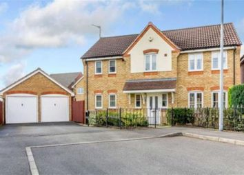 Thumbnail 4 bed detached house for sale in Great Meadow, Tipton