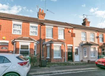 Thumbnail 2 bed terraced house to rent in Western Road, Aldershot
