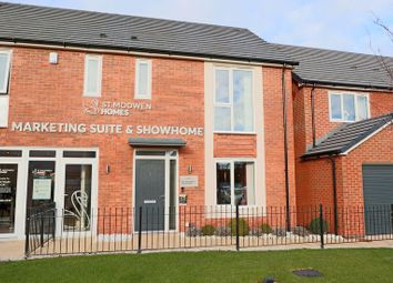 Thumbnail 3 bed semi-detached house for sale in Blythe Fields, Uttoxeter Road, Blythe Bridge