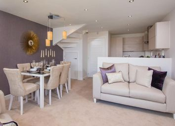 """Thumbnail 4 bedroom semi-detached house for sale in """"Hawley"""" at Langaton Lane, Pinhoe, Exeter"""