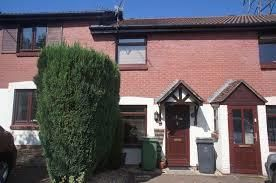 Thumbnail 2 bed property to rent in Baldwin Close, Danescourt, Cardiff