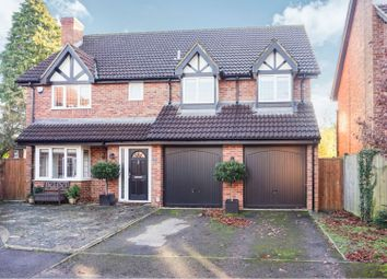 Thumbnail 5 bed detached house for sale in Havercroft Close, St. Albans
