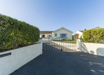 Thumbnail 3 bed detached bungalow for sale in Jason Road, Freshwater East