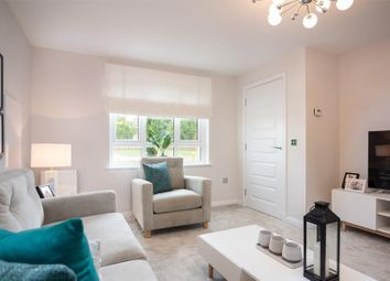 "Thumbnail 3 bed end terrace house for sale in ""Coull"" at Frogston Road East, Edinburgh"