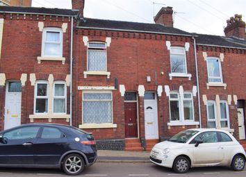 Thumbnail 2 bed terraced house for sale in Well Street, Hanley, Stoke On Trent