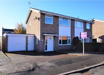 Thumbnail 3 bed semi-detached house for sale in Cedar Drive, Ibstock