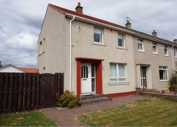 Thumbnail 2 bedroom end terrace house to rent in Haugh Street, Falkirk