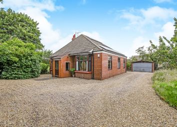 Thumbnail 5 bed detached bungalow for sale in Stainforth Road, Barnby Dun, Doncaster