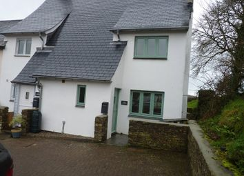 Thumbnail 3 bed end terrace house to rent in 3 Bedroom Property, Holbeton, Plymouth