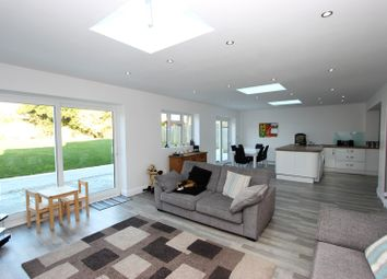 Thumbnail 4 bed detached house for sale in Glynn Road West, Peacehaven