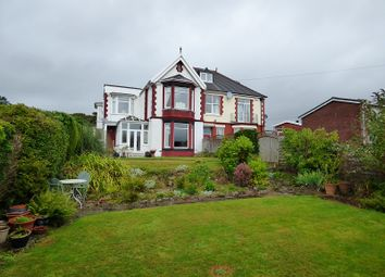Thumbnail 3 bed semi-detached house for sale in Heol Glynderwen, Waunceirch, Neath.