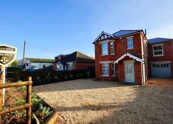 Thumbnail 5 bed detached house for sale in Brook Lane, Sarisbury Green, Southampton