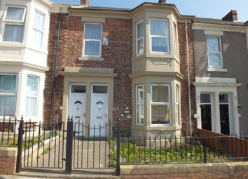 Thumbnail 5 bedroom flat for sale in Kingsley Terrace, Newcastle Upon Tyne