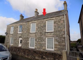 Thumbnail 3 bed semi-detached house for sale in Trelavour Road, St. Dennis, St. Austell
