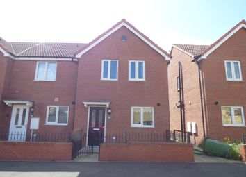 Thumbnail 3 bed terraced house for sale in Redworth Mews, Ashington