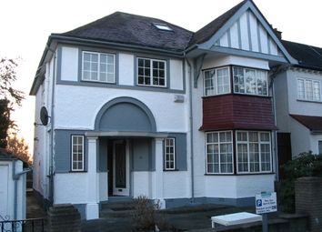 Thumbnail 4 bed detached house to rent in Cheyne Walk, Hendon, London