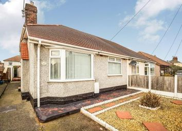 Thumbnail 2 bed bungalow for sale in Sixth Avenue, Flint, Flintshire, North Wales
