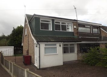 Thumbnail 3 bed semi-detached house to rent in Elizabeth Road, Fazakerley, Liverpool
