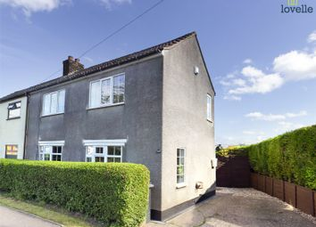 Thumbnail 3 bed semi-detached house for sale in Magna Mile, Ludford, Market Rasen
