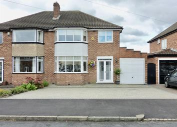 Thumbnail 3 bed semi-detached house for sale in Salisbury Drive, Water Orton, Birmingham