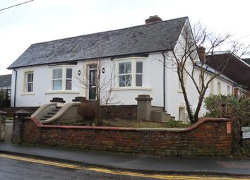 Thumbnail 5 bed detached house to rent in Wharf Road, Ash Vale