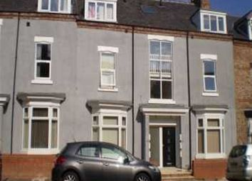 Thumbnail 2 bed flat to rent in Greenbank Road, Darlington, County Durham