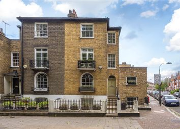 Thumbnail 5 bedroom end terrace house for sale in New Kings Road, Parsons Green, London